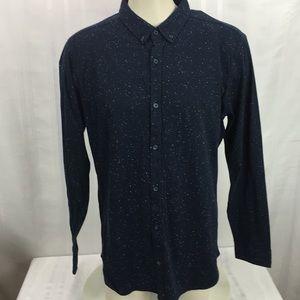 Michael Brandon XL Long Sleeve Button Shirt New